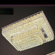 Đèn Pha Lê Chữ Nhật VE1 MPL-9650 L1050xW750
