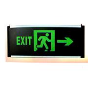 Đèn Exit chỉ một hướng