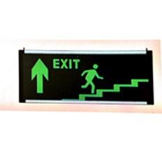 Đèn Exit cầu thang lên