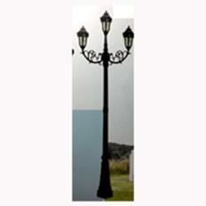 Đèn Trụ Sân Vườn TCT2HSTD-M-0306-2+1