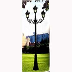 Đèn Trụ Sân Vườn TCT2 HSTD-M-0406-2+1