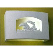 Đèn Tường Thạch Cao KL AC6-159LED 190x310
