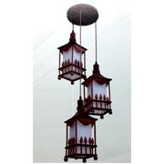 Đèn Thả Gỗ KL AC4-298 300x1200