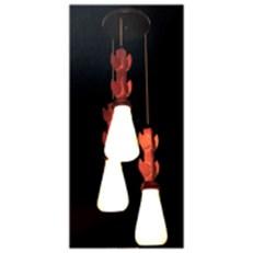 Đèn Thả Gỗ PN 76117/3 W140xH520
