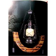 Đèn Thả Gỗ PN 76118 W420xH750