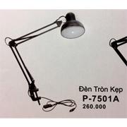 Đèn Bàn Tròn Kẹp 79 P7501A