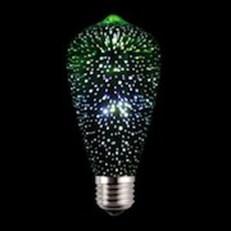 Bóng đèn pháo hoa 3D ST64