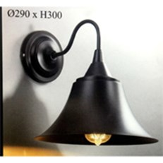 Đèn Vách Cổ Điển PT4 GTCN153 Ø290xH300