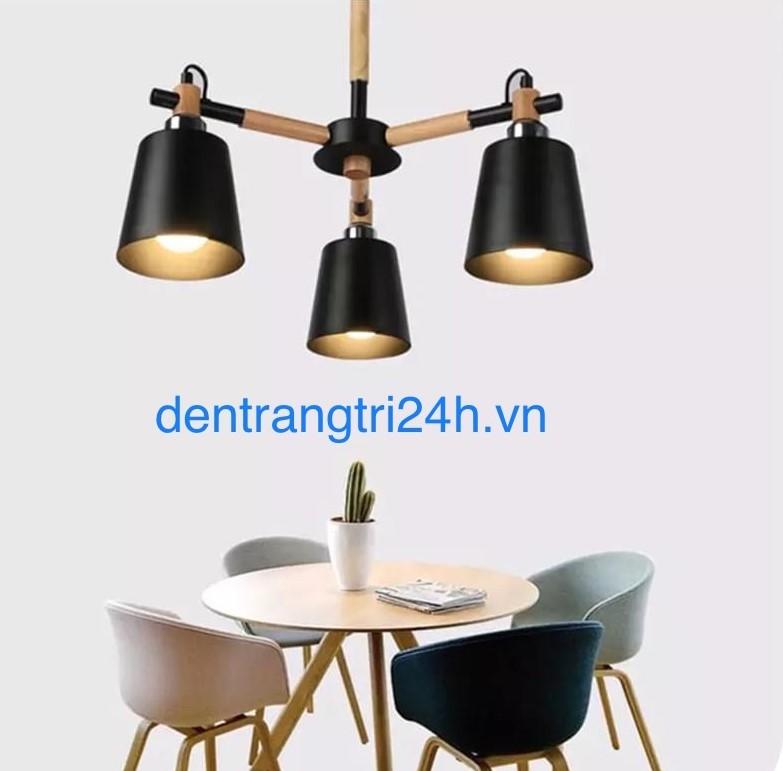 Đèn Chùm Nghệ Thuật PT5 THCN186 Ø450