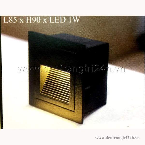 Đèn Led Âm Bậc Cầu Thang PT5 ACT607 D100xR70mm