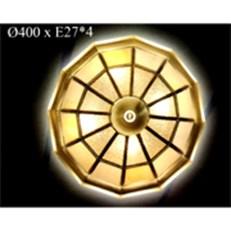 Đèn Áp Trần Đồng PT5 OD692 Ø400