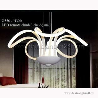Đèn Thả Led Nghệ Thuật PT1 TH868 Ø550