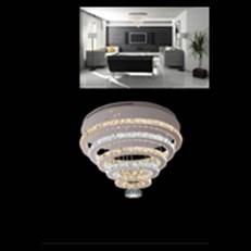 Đèn Áp Trần Nghệ Thuật VK 3816