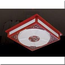Đèn Ốp Trần Gỗ HP1 OTG 04 520xH80