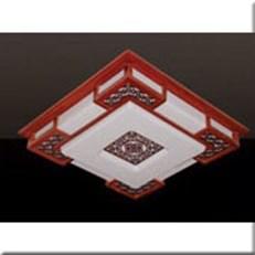 Đèn Ốp Trần Gỗ HP5 OTG 09 520xH80