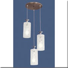 Đèn Thả Bàn Ăn WQ1 T 6110 Ø300xH1000