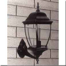 Đèn Tường Ngoại Thất WQ2 SV 6538 Ø150xH300