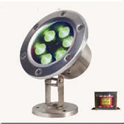 Đèn Âm Nước màu xanh lá WQ2 PN 6666 Ø140xH160