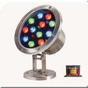 Đèn Âm Nước đổi màu WQ2 PN 6672 -12W Ø160xH160