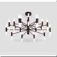 Đèn Chùm Nghệ Thuật PT4 THCN183-19 Ø950
