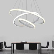 Đèn Thả LED Nghệ Thuật PT1 TH861-19 Ø200-400-600