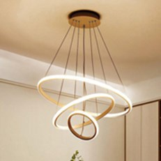 Đèn Thả LED Nghệ Thuật PT1 TH862-19 Ø300-500-700