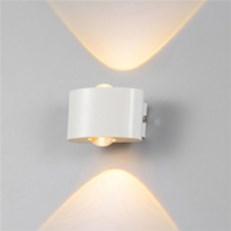 Đèn Vách Ngoại Thất PT1 VNT 618-19 trắng L80xW70