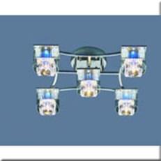 Đèn Chùm Kiểu Ý DH CY 3237 Ø500xH180