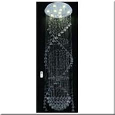Đèn Thả Pha Lê DH TPL 6346