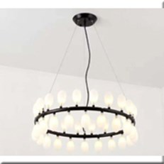 Đèn Thả Nghệ Thuật PT4 THCN130A-19 Ø400xH1000