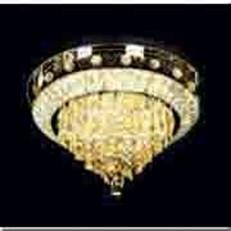 Đèn Mâm Pha Lê LED PT1 MO1101-19 Ø600xH350