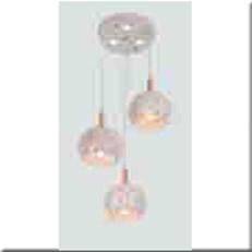 Đèn Thả Bàn Ăn PT1 TH8014 Ø400xH800