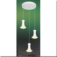Đèn Thả Thủy Tinh BKT T 1189A/3 Ø240