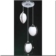 Đèn Thả Bàn Ăn BKT T 8040/3 Ø240
