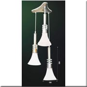 Đèn Thả Bàn Ăn BKT T 116/3 Ø300