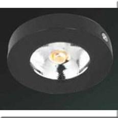 Đèn Led Gắn Nổi BKT LN 398 BK Ø75