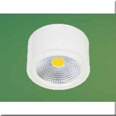 Đèn Led Gắn Nổi BKT LN 708-PW Ø90xH50