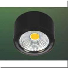 Đèn Led Gắn Nổi BKT LN 710-BK Ø115xH60