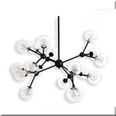 Đèn Chùm Nghệ Thuật CTK2 TTK.8171/15 Ø800xH570