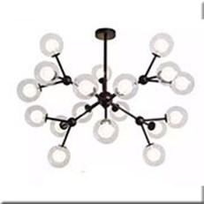 Đèn Chùm Nghệ Thuật CTK2 TTK.8171/18 Ø800xH750
