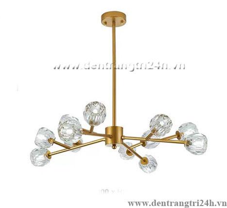 Đèn Chùm Nghệ Thuật PT5 THCN235/12 Ø900xH350