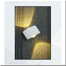 Đèn Tường LED CTK5 VK.052/2 trắng L90xH50
