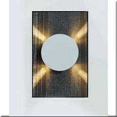 Đèn Tường LED CTK5 VK.887/4 Ø140