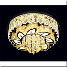 Đèn Mâm Pha Lê LED PT4 MO-1105-19 Ø600xH350