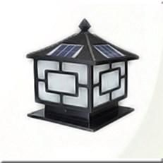 Đèn Trụ Cổng năng lượng mặt trời PT4 TD10-18 W250