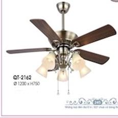 Đèn Chùm Quạt VE1 QT-2162 Ø1200