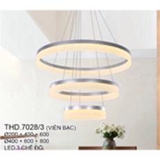 Đèn Thả Nghệ Thuật CTK2 THD.7028/3