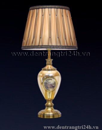 Đèn Để Bàn cổ điển KD T1722 350xH650
