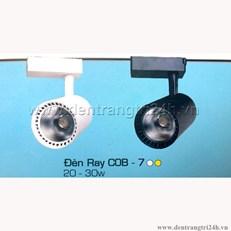 Đèn Pha Tiêu Điểm Ray COB-7 H2 33