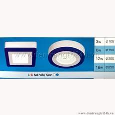 ĐÈN ỐP TRẦN LED H2 48